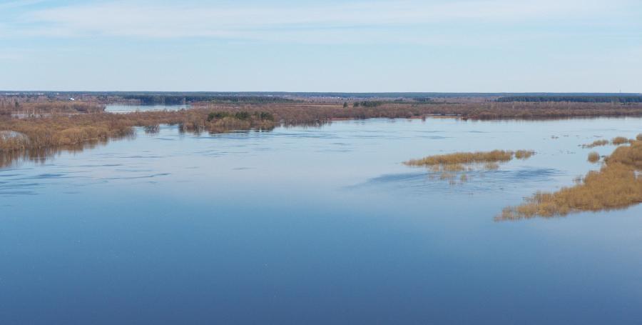 RM9X River Vychegda, Syktyvkar, Russia