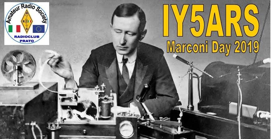 IY5ARS Marconi Day, Circolo Prato Radio Club, Prato, Italy