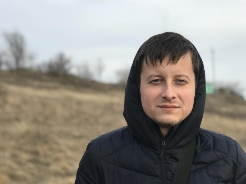 UW5ZM Eugene Nesterov, Ochakov, Ukraine