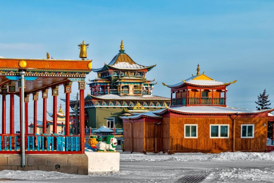 RT0O Ulan Ude, Buryatia, Russia