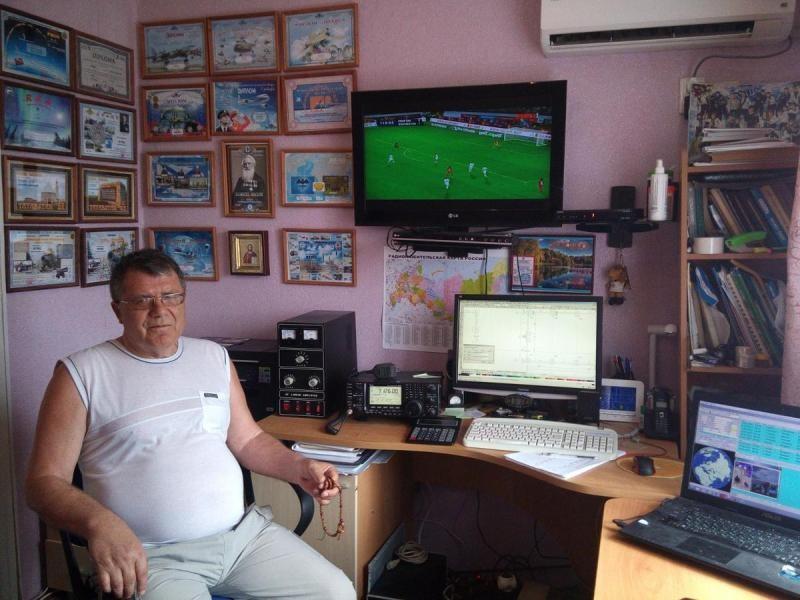 R7MG Anatoly Manokhin, Dolotinka, Millerovo, Russia