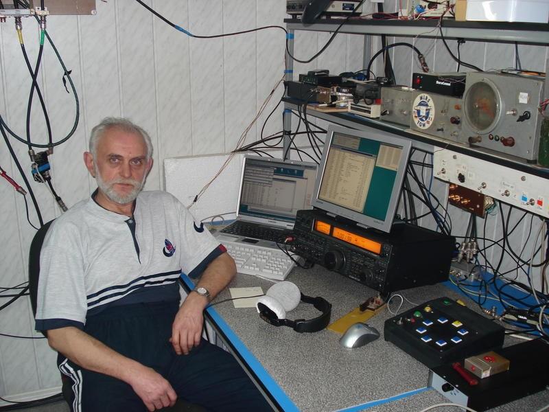 R7LV Vladimir Lesnichy, Taganrog, Russia