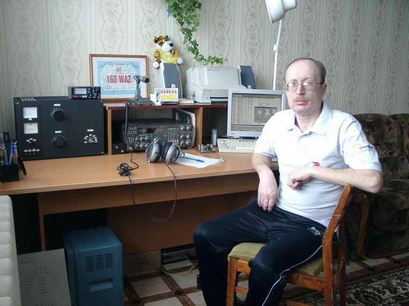 R8WF Vladimir Falshunov, Sterlitamak, Russia