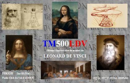 TM500LDV Leonardo da Vinci, Le Castellet, France
