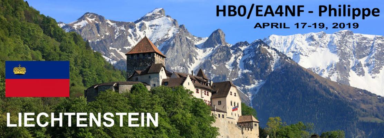 HB0/EA4NF Liechtenstein