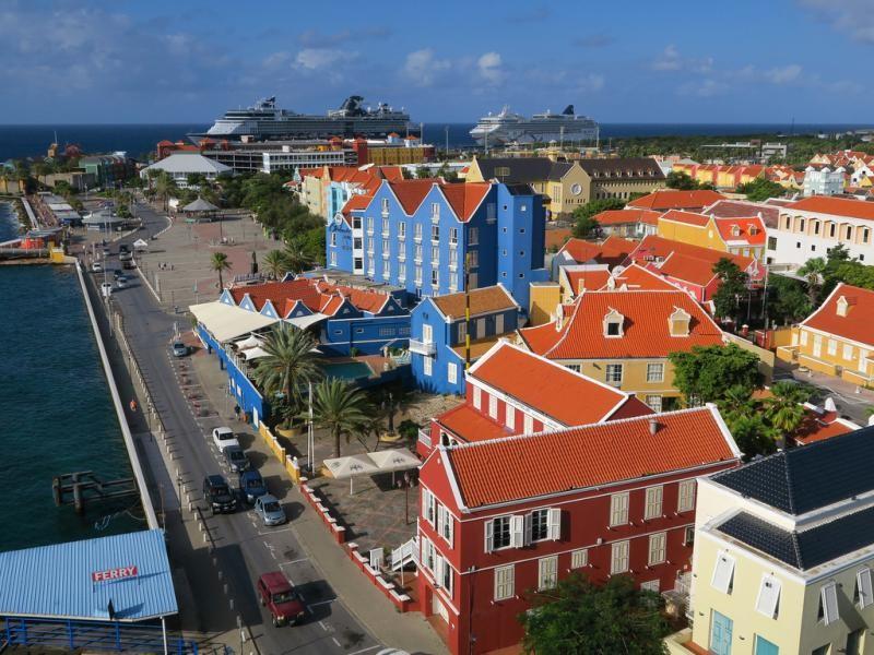 PJ2/K7FA Curacao Island