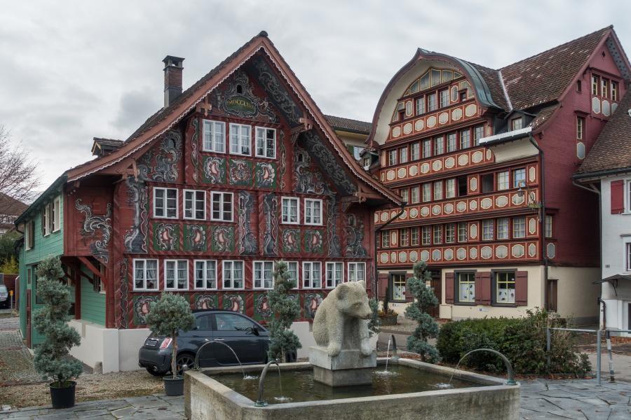 HB90DXB Flawil, Switzerland