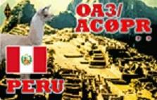 OA3/AC0PR Chimbote, Peru