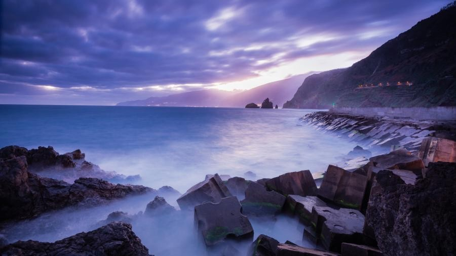 CT9/LZ1PJ Porto Moniz, Madeira Island