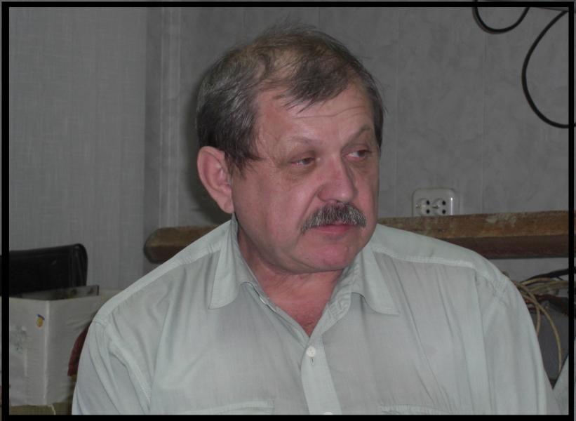 UA6LGO Sergey Nosakov, Taganrog, Russia