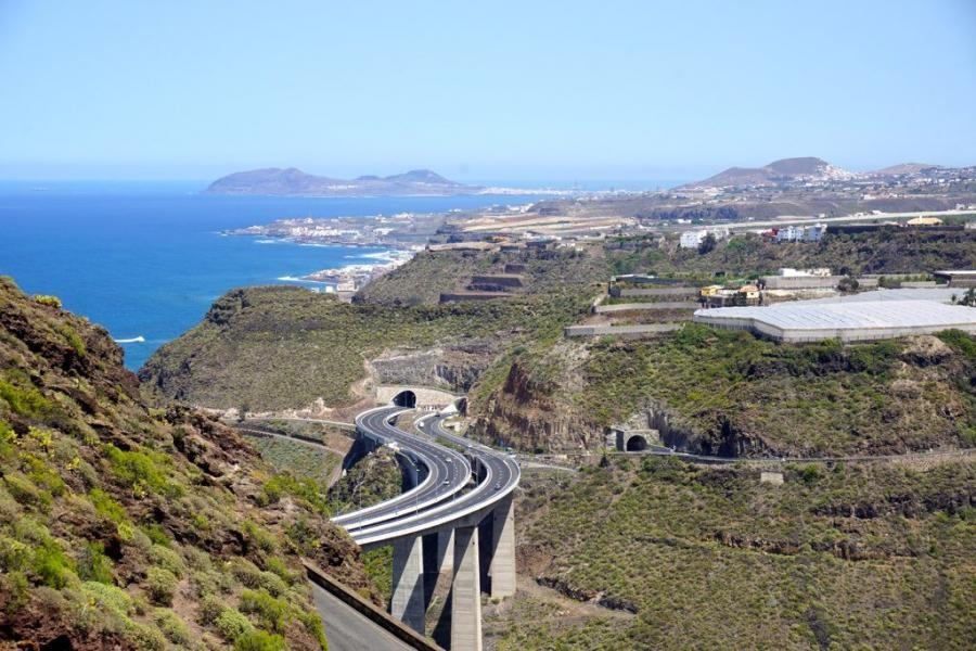 EA8/IW1QD Cenobio de Valeron, The Caves of Valeron, Santa Maria de Guia, Gran Canaria Island, Canary Islands.