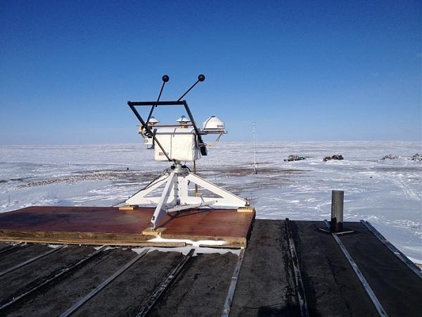 RW1AI/9 Severnaya Zemlya Archipelago. DX News