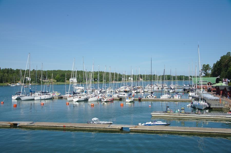 OH0/DL1SVA/P Mariehamn Aland Islands