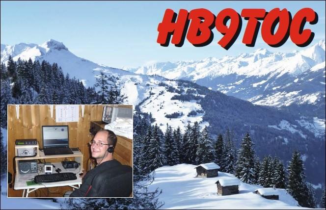 HB90TOC Daniel Caduff, Kueblis, Switzerland