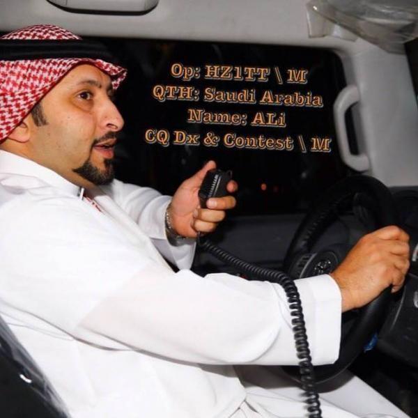 HZ1TT Ali Al Dobaiei, Al Kharj, Saudi Arabia