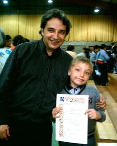 CE3LI Marco Antonio Carrasco Razeto, Santiago, Chile