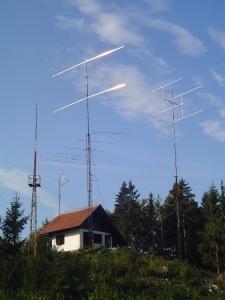 S573G Radioclub Moravce, Moravce, Slovenia
