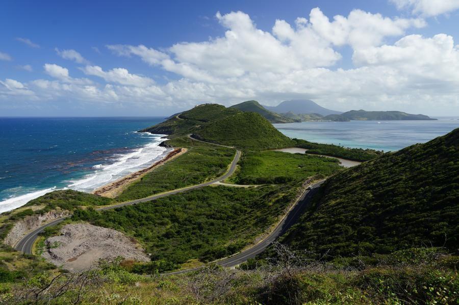 V49V Saint Kitts and Nevis