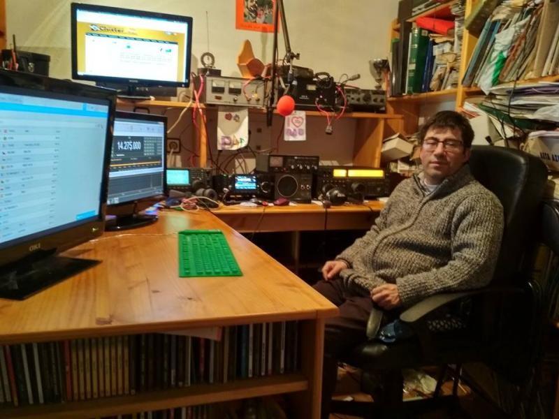 AM270CCG Joaquin Montoya Jimenez, Oteiza de la Solana, Navarra, Spain