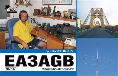 AM370AGB Javier Rubio Jorda, Amposta, Tarragona, Spain