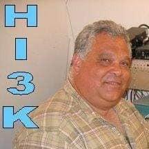 HI3K Edwin Nunez, Puerto Pata, Dominican Republic