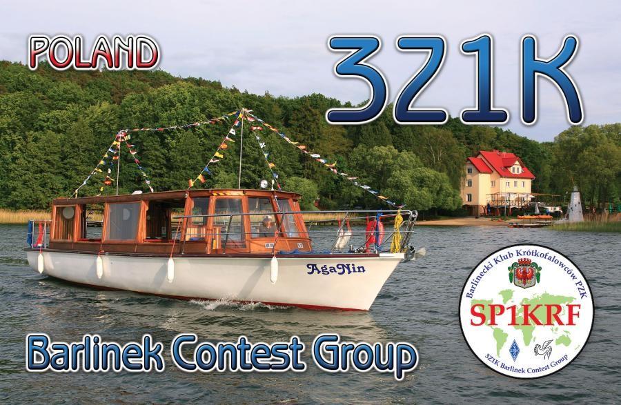 3Z1K Barlinecki Klub Krotkofalowcow, Barlinecki Contest Group, Barlinek, Poland