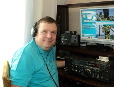 RZ8U Victor Ivanov, Novokuznetsk, Russia