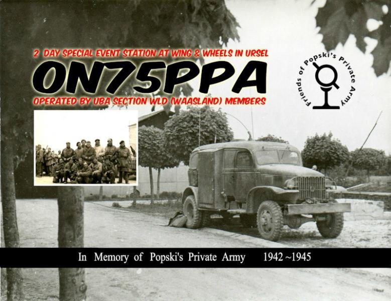 ON75PPA Knesselare, Belgium Popskis Private Army