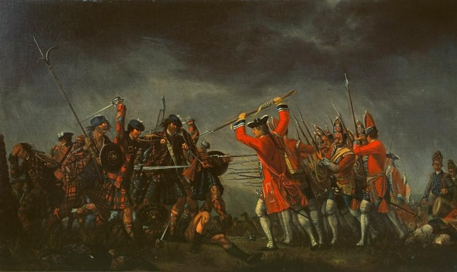 GB0BOC Battle of Culloden