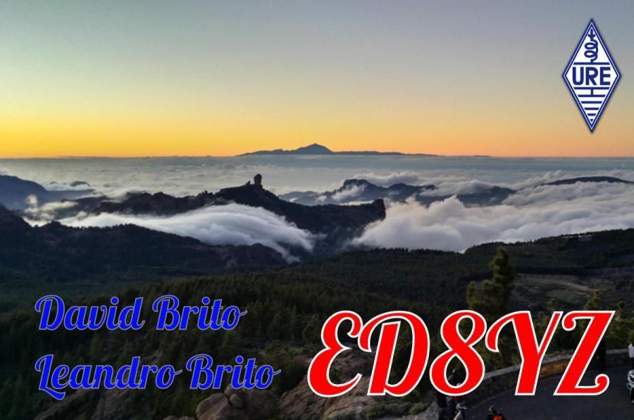 ED8YZ Las Palmas, Gran Canaria Island, Canary Islands