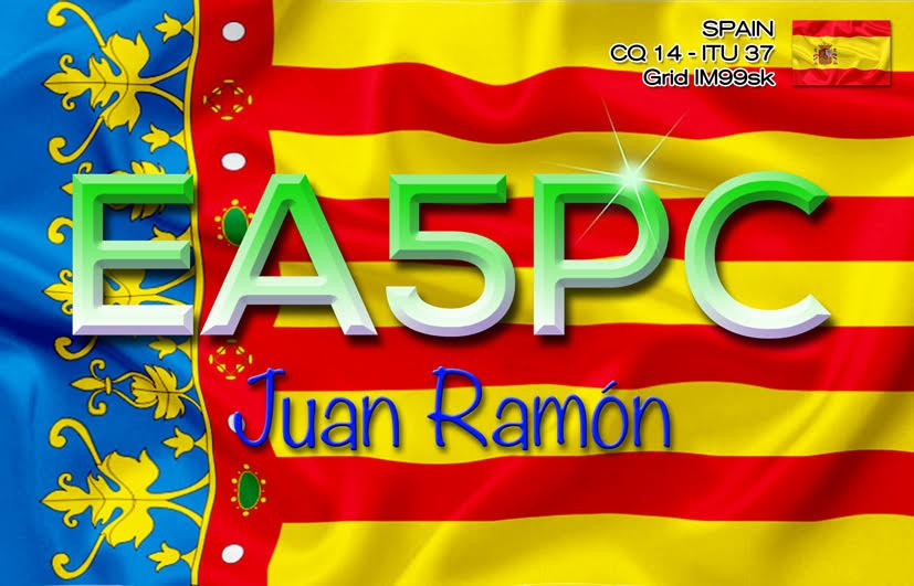 AM570PC Juan Ramon Bea Cebrian, Torrent, Valencia, Spain