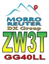 ZW3T Morro Reuter DX Group, Morro Reuter, Brazil Logo