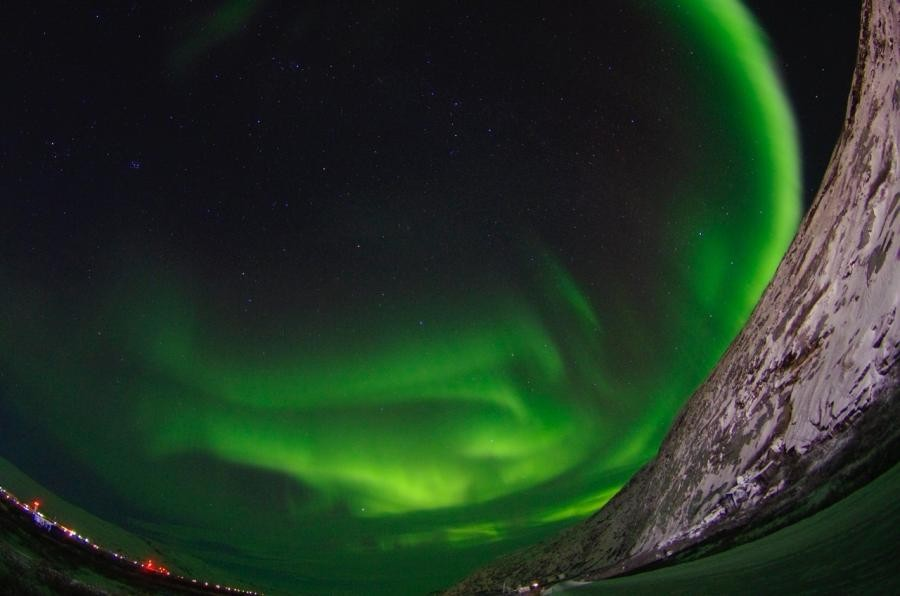 OX3HI Aurora, Kangerlussuaq, Greenland