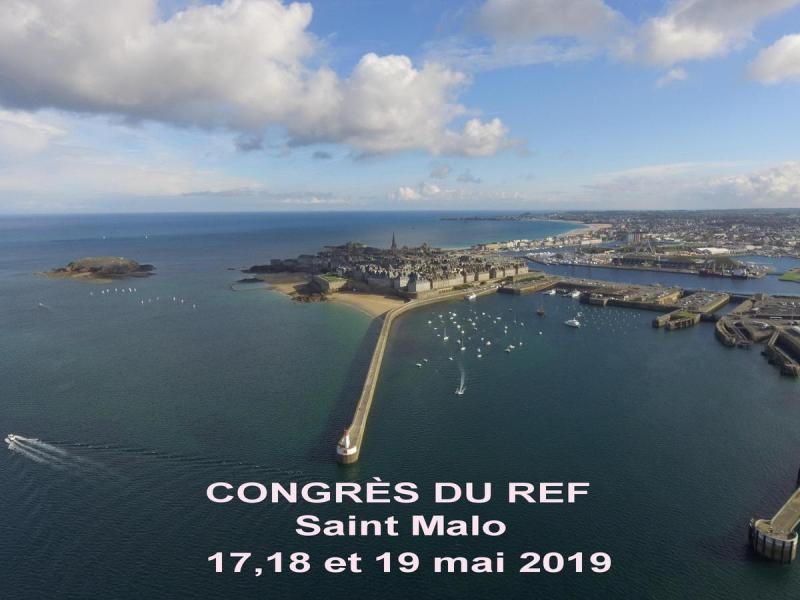 TM35REF Radio Club ARACE, Saint Malo, France
