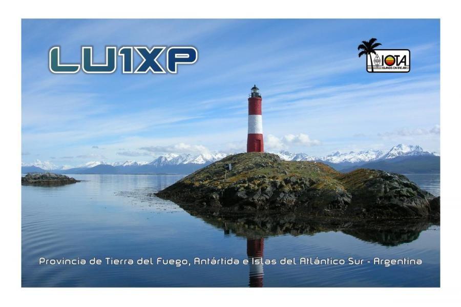 L20X Walter Carlos Heredia, Ushuaia, Tierra del Fuego, Argentina