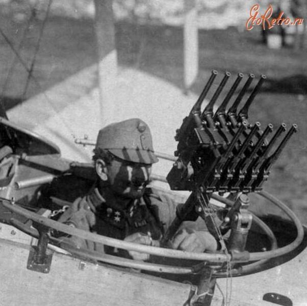 Mashinegun Mauser