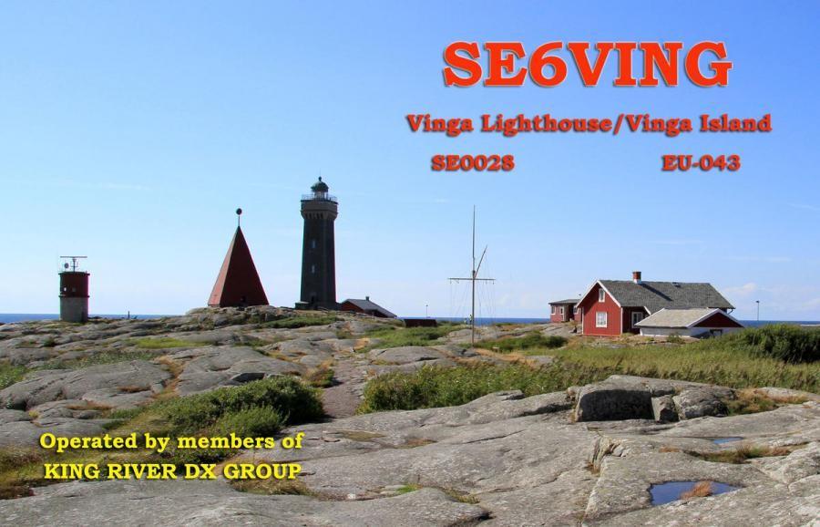 SE6VING Vinga Island, Sweden
