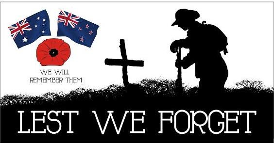 AX3BWM Warragul, Australia ANZA Day