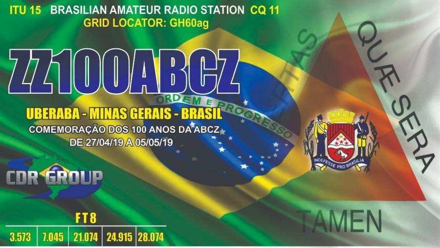 ZZ100ABCZ Uberaba, Brazil. ABCZ CDR Group