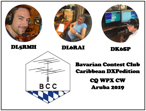 Bavarian Contest Club Caribbean Trip Aruba Island