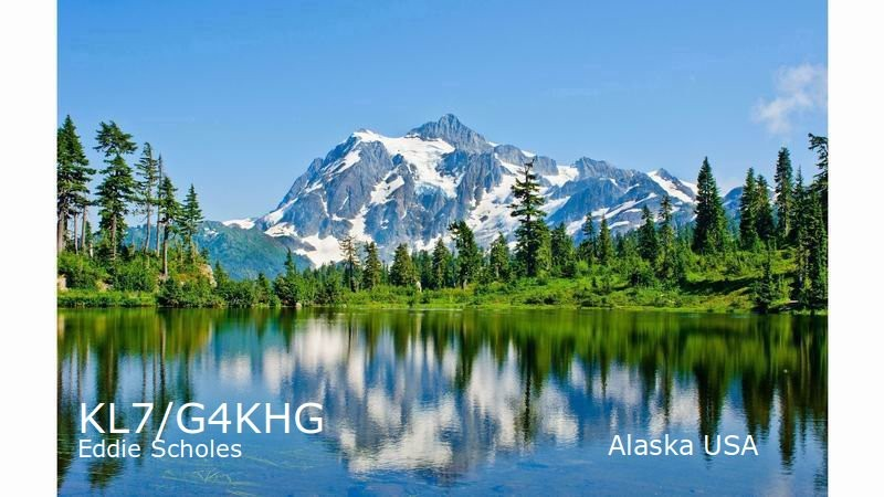 KL7/G4KHG Alaska