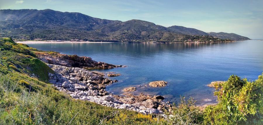 TK/IW3AGO/P Masorchia, Corsica Island