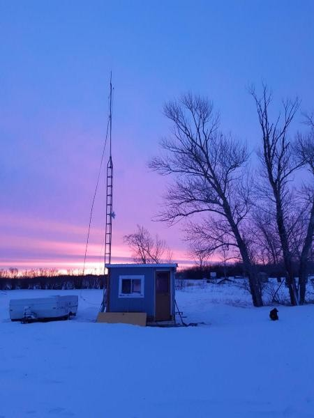 VX4WARC Winnipeg Amateur Radio Club, Winnipeg, Manitoba, Canada