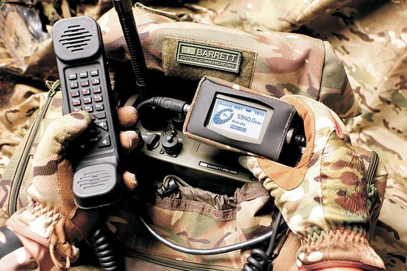 Barrett PRC 2090 HF Manpack