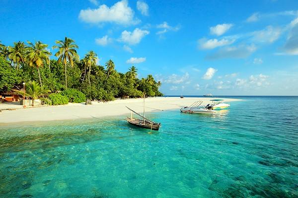 8Q7SU Kuda Bandos Island, North Male Atoll, Maldives
