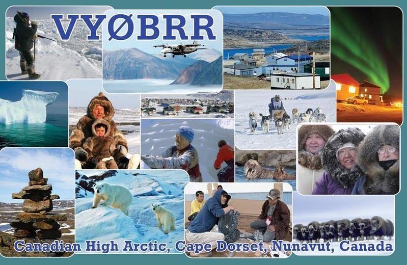 CI0BRR Cape Dorset Island