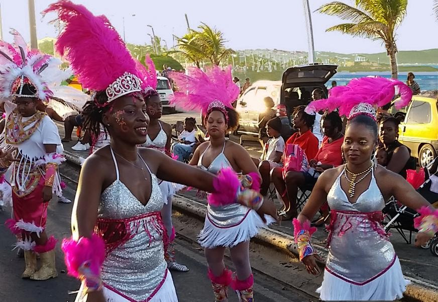 FG4SD Les Abymes, Guadeloupe
