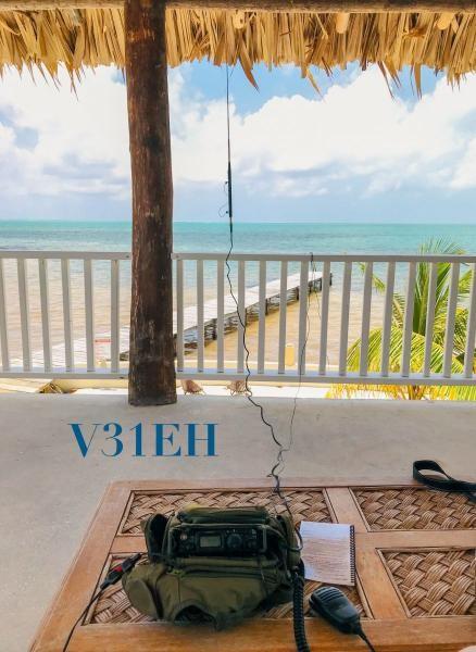 V31EH San Pedro, Belize