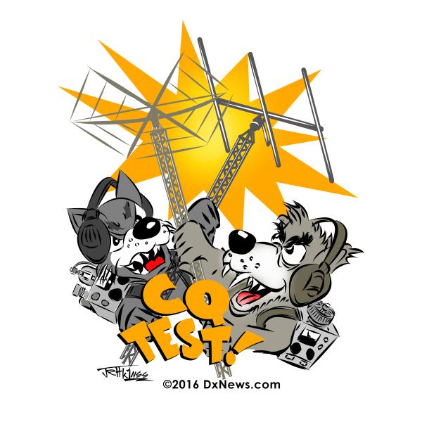 Disqualified CQ WW DX SSB Contest 2018