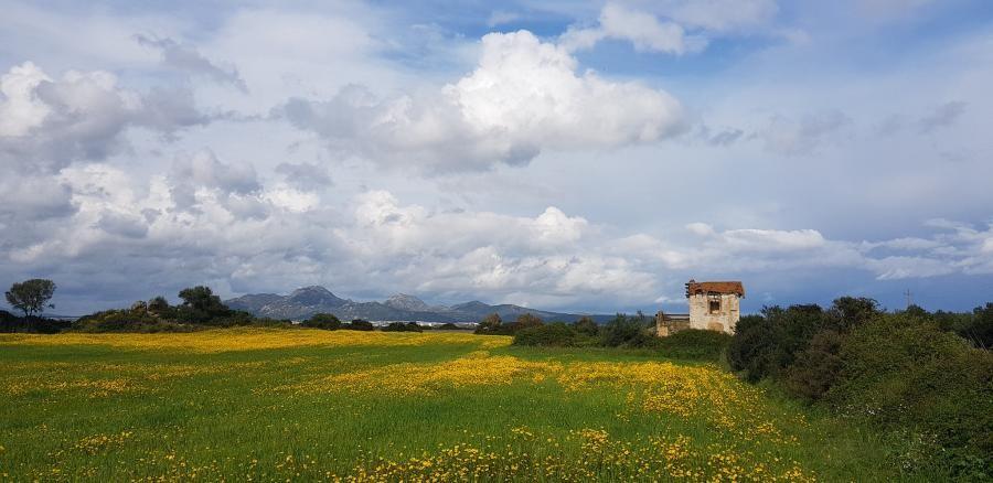IS0/I2GPT Olbia, Sardinia Island